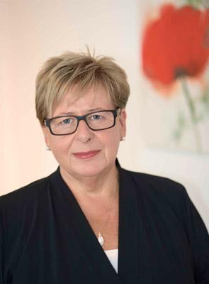 Brigitte Schwabe Portrait